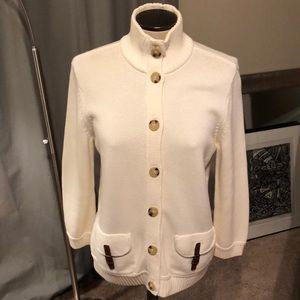 Lauren Ralph Lauren 100% Cotton Cardigan